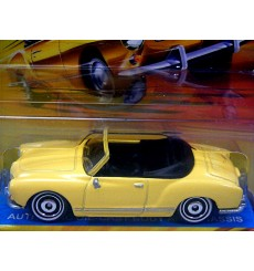 Matchbox Lesney Edition - 1969 Volkswagen Type 14 Karmann Ghia Convertible