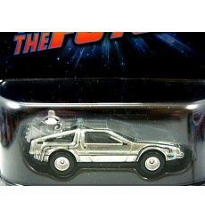 Hot Wheels - Retro Entertainment - Back to the Future Delorean Mr Fusion Time Machine