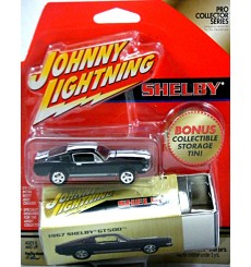 Johnny Lightning Pro Collector Series 1967 Ford Mustang Shelby GT500