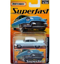 Matchbox Superfast 1955 Cadillac Fleetwood