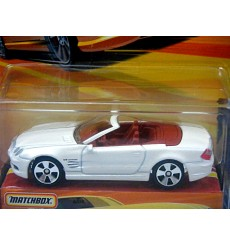 Matchbox Superfast Mercedes Benz SL55 AMG Convertible