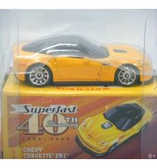 Matchbox - Superfast 40th Anniv. - Chevrolet Corvette ZR1