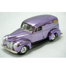 Johnny Lightning - Holiday Classics - 1940 Ford Panel Van