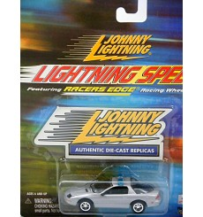 Johnny Lightning Chevrolet Camaro Police Car Speed Wheels
