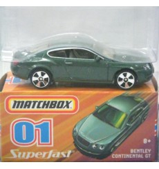 Matchbox Superfast Bentley Continental GT