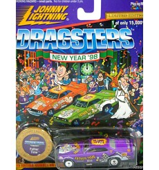 Johnny Lightning Promo 1971 Dodge Demon NHRA New Years Eve Promo