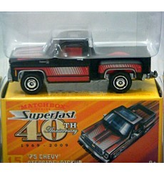Matchbox 40th Anniversary Superfast - 1975 Chevrolet Pickup Truck