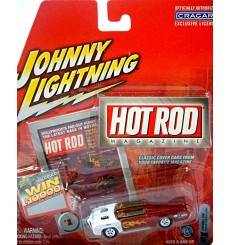 Johnny Lightning Hot Rod Magazine Chrysler Fireball 500