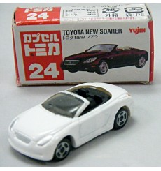 Tomica Toyota New Soarer - Lexus SC 430 Convertible