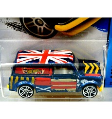 Hot Wheels - 1967 Austin Mini Van