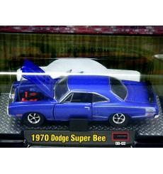 M2 Machines Musce Cars 1970 Dodge Super Bee