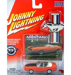 Johnny Lightning Mustang – 1973 Ford Mustang Convertible