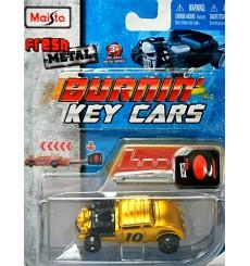 Maisto Burnin' Key Cars - Ford Hot Rod Coupe