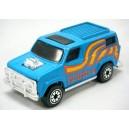 Kenner Fast 111's - 4x4 Custom Van