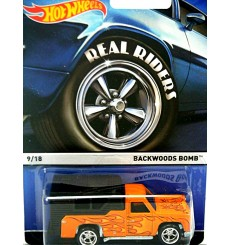 Hot Wheels - Real Riders - Backwoods Bomb  - RV Camper