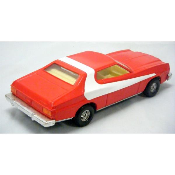 Starsky And Hutch Car: Corgi (C-292) Starsky & Hutch Ford Torino Police Car