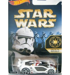 Hot Wheels - Star Wars - Factions - Jedi Order Scorcher
