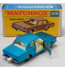 Matchbox - Transitional Superfast - Ford Cortina