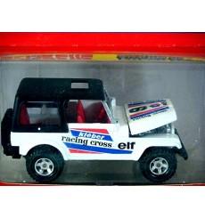 Majorette Supermovers - Jeep Wrangler Race Team Support Vehicle