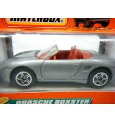 Matchbox Porsche Boxster (Brown Interior/Older Wheels)