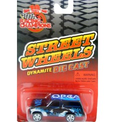 Racing Champions - Street Wheels - Ford Bronco - Orca
