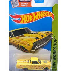 Hot Wheels - 1965 Ford Ranchero Pickup Truck