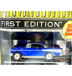 Matchbox - Premiere First Edition Set - 1957 Chevy Bel Air Fuelie