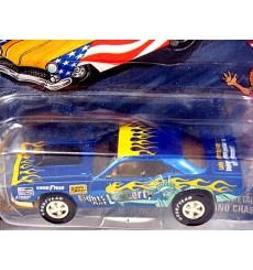 Johnny Lightning Summerfest Promo - Lady Liberty Plymouth Cuda Pro Stock