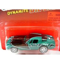 Racing Champions Street Wheels Series -1963 Chevrolet Corvette Stingray Split Window Coupe