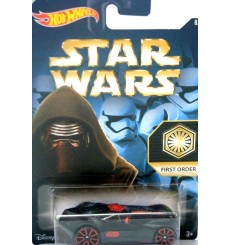 Hot Wheels - Star Wars - Factions - Galactic Republic - Impravido 1