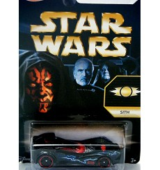 Hot Wheels - Star Wars - Factions  - Sith - Scoopa Di Fuego