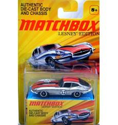 Matchbox Lesney Edition Superfast 1961 Jaguar E-Type Coupe