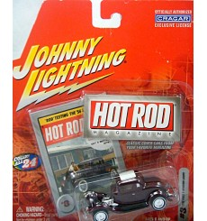 Johnny Lightning Hot Rod Magazine – 32 Ford Deuce Coupe