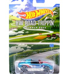 Hot Wheels - Road Tripping - Switzerland - Renault Megane