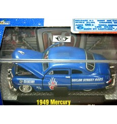 M2 Machines Auto-Drags 1949 Mercury NHRA Race Car
