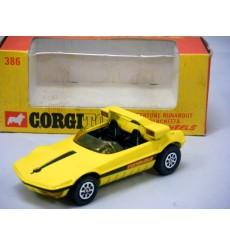 Corgi (386) Bertone Runabout Barchetta