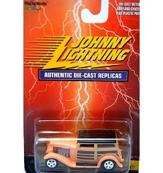Johnny Lightning - Red Card Series - Finks Speedwagon Model A Ford Hot Rod