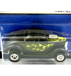 Hot Wheels - Real Riders - Neat Streeter Ford Hot Rod Coupe