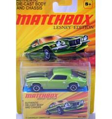 Matchbox Superfast Lesney Edition - 1971 Chevrolet Camaro Z-28