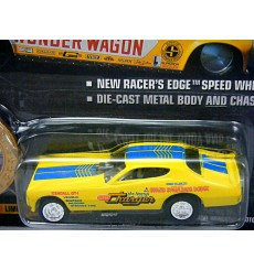 Johnny Lightning Dragsters USA  Mr Norms Charger 1972 Dodge Charger NHRA Funny Car