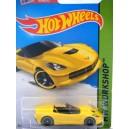 Hot Wheels -Chevrolet Corvette C7 Convertible