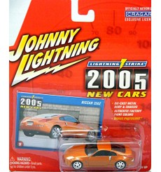 Johnny Lightning - Lightning Strike - Nissan 350-Z Sports Car