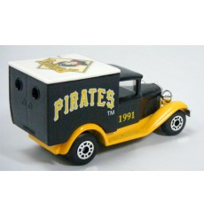 Matchbox - MLB - Pittsburgh Pirates Model A Ford Van