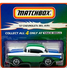 Matchbox - Taco Bell Promotional Model - 1997 Chevrolet Corvette