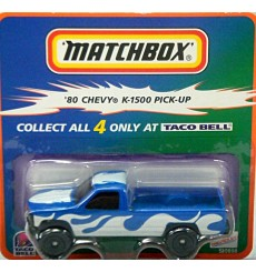 Matchbox - Taco Bell Promotional Model - 1957 Chevrolet Bel Air