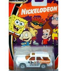 Matchbox Nickelodeon Cadillac Escalade 4x4 SUV