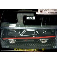 M2 Machines Dodge 100th - 1970 Dodge Challenger R/T