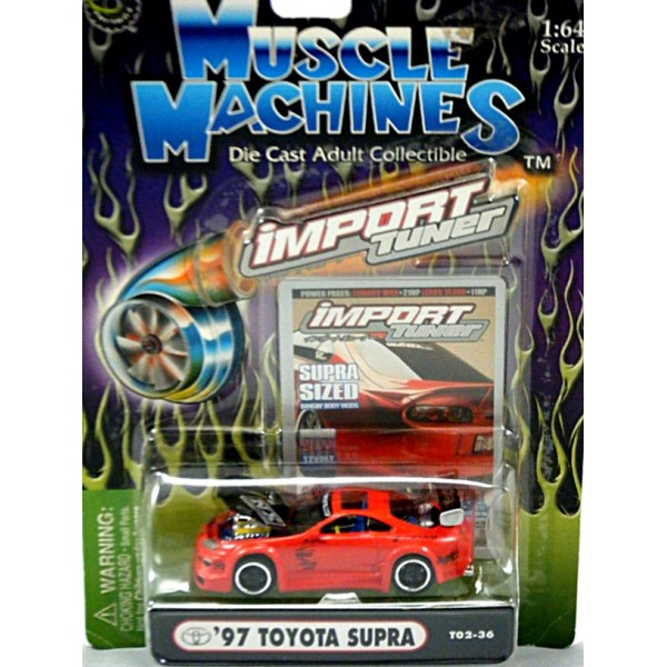 Muscle machines import tuners toyota supra global for Import direct inc
