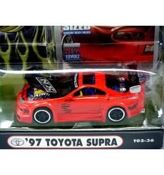 Muscle Machines Import Tuners - Toyota Supra