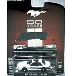 Greenlight - Hobby Exclusives - 1993 Ford Mustang SSP